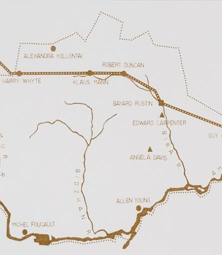 Fiks birobidzhan A Map of Birobidzhan (from series Pleshka-Birobidzhan), 2016
