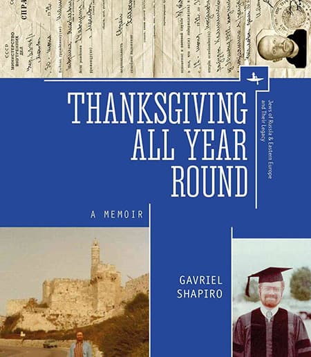 Thanksgiving All Year Round book cover