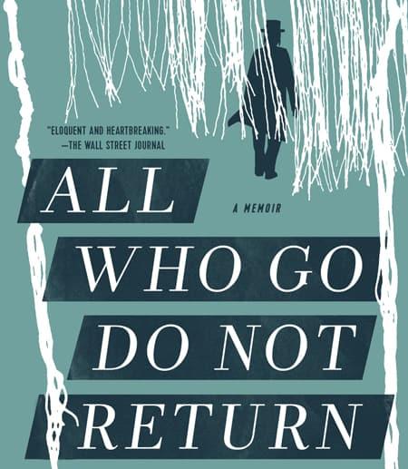 All Who Go Do Not Return book cover