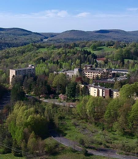 Grossinger's Catskill resort